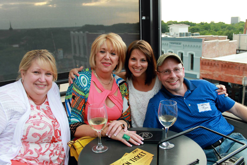 social networking event for bay mountain capital real estate investors